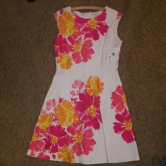 ab77d377e3 Sandra Darren floral print dress